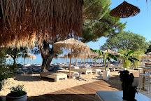 Pachis Beach Bar, Skala Rachoniou, Greece