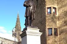 James Arthur Statue, Glasgow, United Kingdom