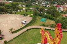 Wat Huay Pla Kang, Chiang Rai, Thailand