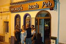 Hickey's Irish Pub, Alvor, Portugal