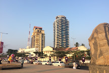 Mananchira Square, Kozhikode, India
