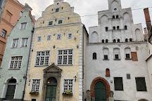 Three Brothers, Riga, Latvia