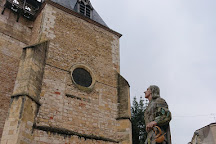 Statue Cyrano de Bergerac, Bergerac City, France