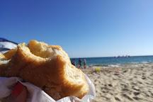 Monte Gordo Beach, Monte Gordo, Portugal