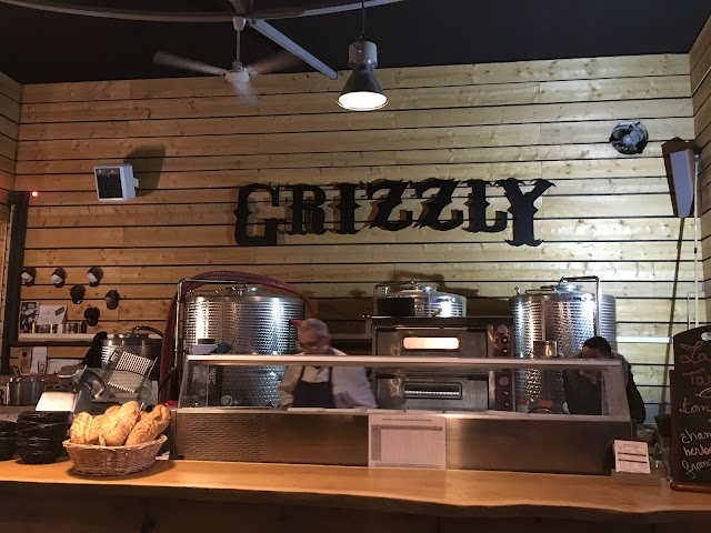 Grizzly Brewery Brasserie