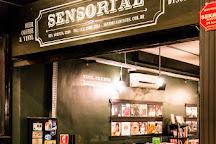Sensorial Discos, Sao Paulo, Brazil
