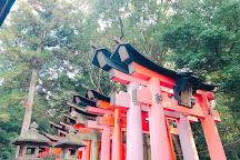 Azumamaro Shrine, Kyoto, Japan