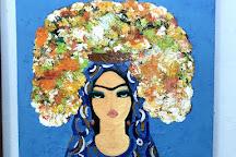 Artists' Colony, Dushanbe, Tajikistan