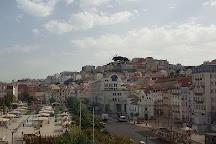 Praca Martim Moniz, Lisbon, Portugal