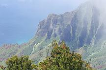 Kalalau Lookout, Kauai, United States