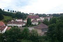 Bern Bridge, Fribourg, Switzerland