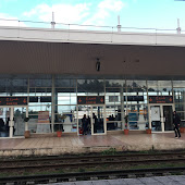 Железнодорожная станция  Gare Oasis
