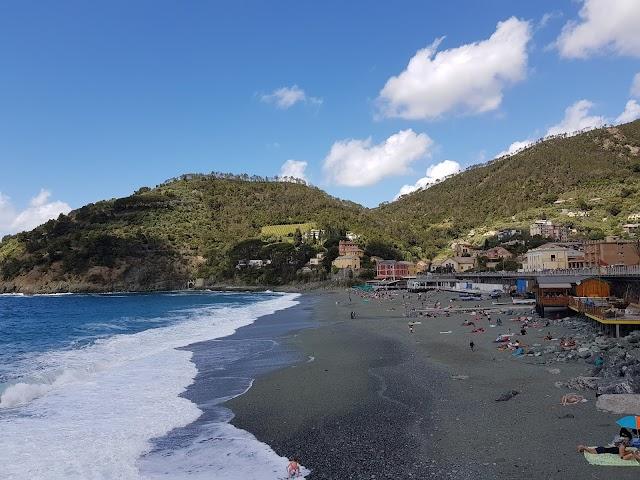 beach Bonassola