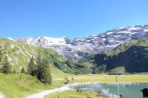 SnowXpark, Engelberg, Switzerland