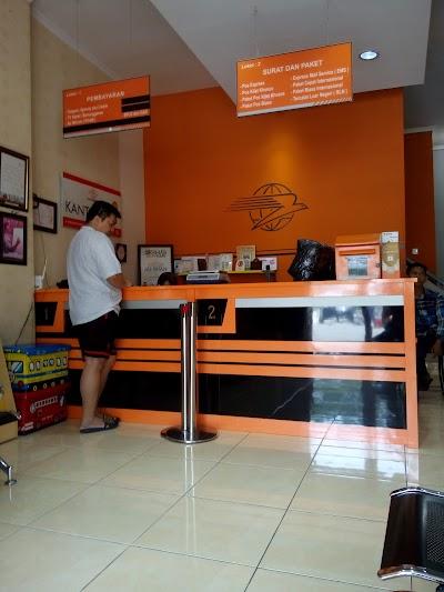 Kantor Pos Alam Sutera Banten 62 21 53140479