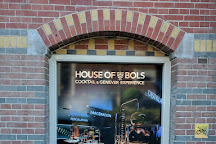 House of Bols, the Cocktail & Genever Experience, Amsterdam, The Netherlands