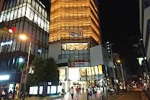 Applause Tower (Hankyu Chayamachi Bldg), Osaka, Japan