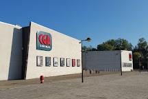 Cinema Mega CGR, Bourges, France