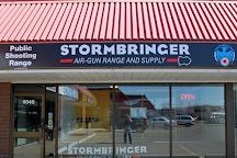 Stormbringer Air-Gun Range and Supply, Edmonton, Canada