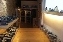 Blue Pottery, Barcelona, Spain
