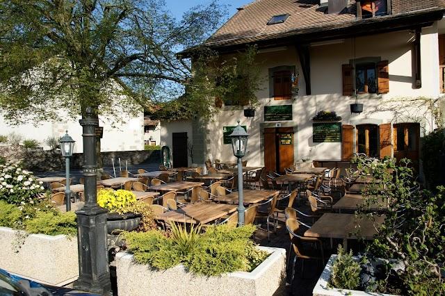 Cafe Restaurant de la Fontaine