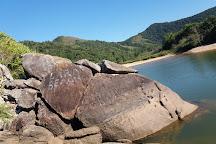 Lagoa Azul, Caraguatatuba, Brazil