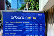 arbora massage, Bangkok, Thailand