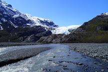 visit exit glacier on your trip to kenai fjords national park