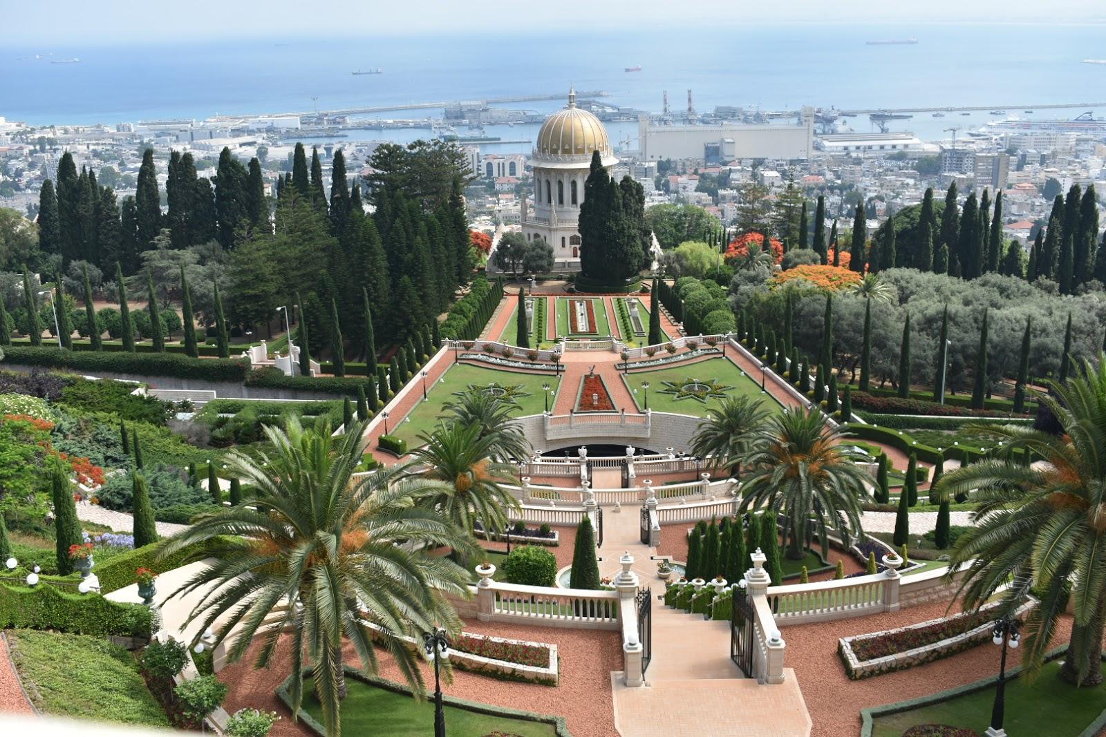 Bahá'í Gardens Haifa