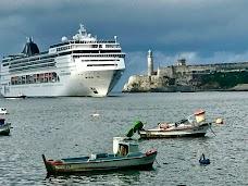 Castillo De Los Tres Reyes Del Morro Havana