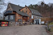 Barbarossahohle, Rottleben, Germany