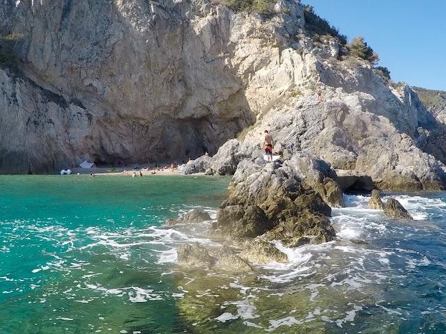 Beach Punta Crena
