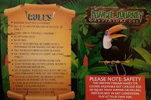 Jungle Journey Adventure Golf, Torquay, United Kingdom