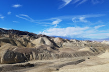 Twenty Mule Team Canyon, Death Valley Junction, United States