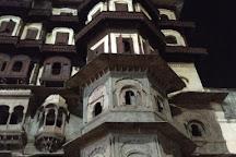 Rajwada, Maheshwar, India
