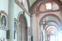 San Felipe Neri Temple, Oaxaca, Mexico