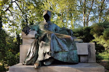 Anonymus Szobor (Anonymous' Statue), Budapest, Hungary