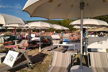 Beach bar Ulika, Punat, Croatia