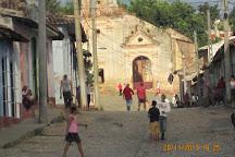 Disco Ayala, Trinidad, Cuba