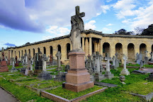 Brompton Cemetery, London, United Kingdom