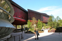 Musee du quai Branly - Jacques Chirac, Paris, France