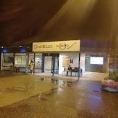 Автобусная станция   Stryn rutebilstasjon