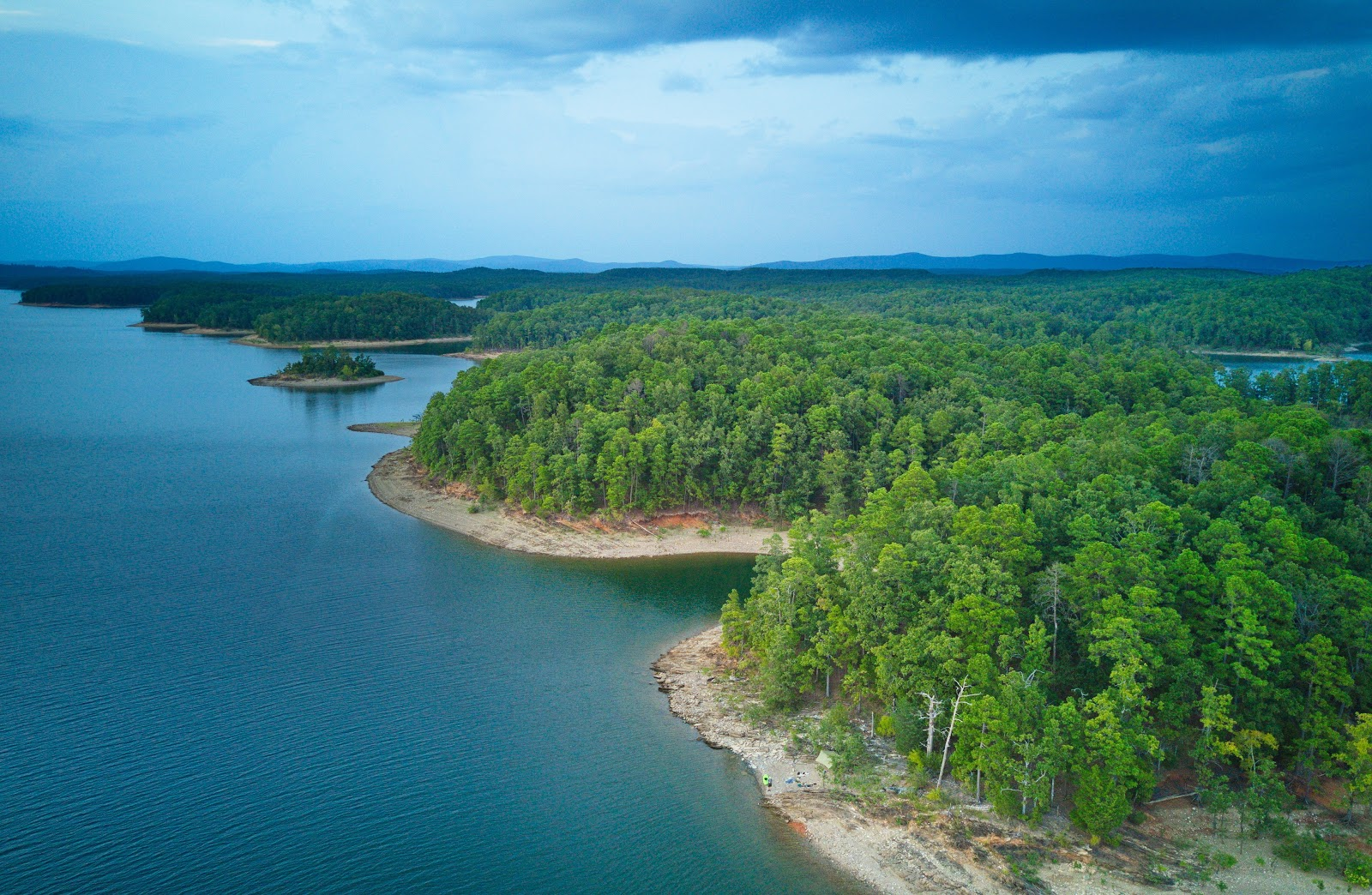 Vacation Home Rentals in Lake Ouachita