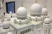 Sheikh Zayed Grand Mosque Center, Abu Dhabi, United Arab Emirates