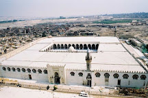 Mosque of Amr Ibn El-Aas, Cairo, Egypt