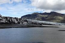 Hvannadalshnukur, Vatnajokull National Park, Iceland
