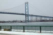 Ambassador Bridge, Detroit, United States