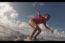 Mo'o Surf School, Tahiti, French Polynesia