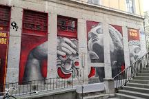 Le Nombril du Monde, Lyon, France