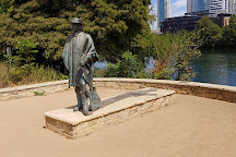 Stevie Ray Vaughan Statue, Austin, United States